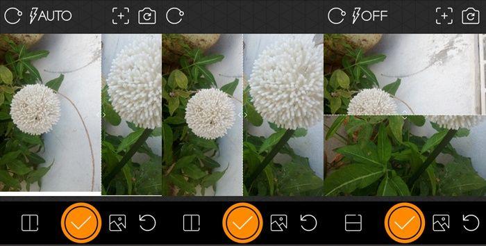 Instasplit camara app