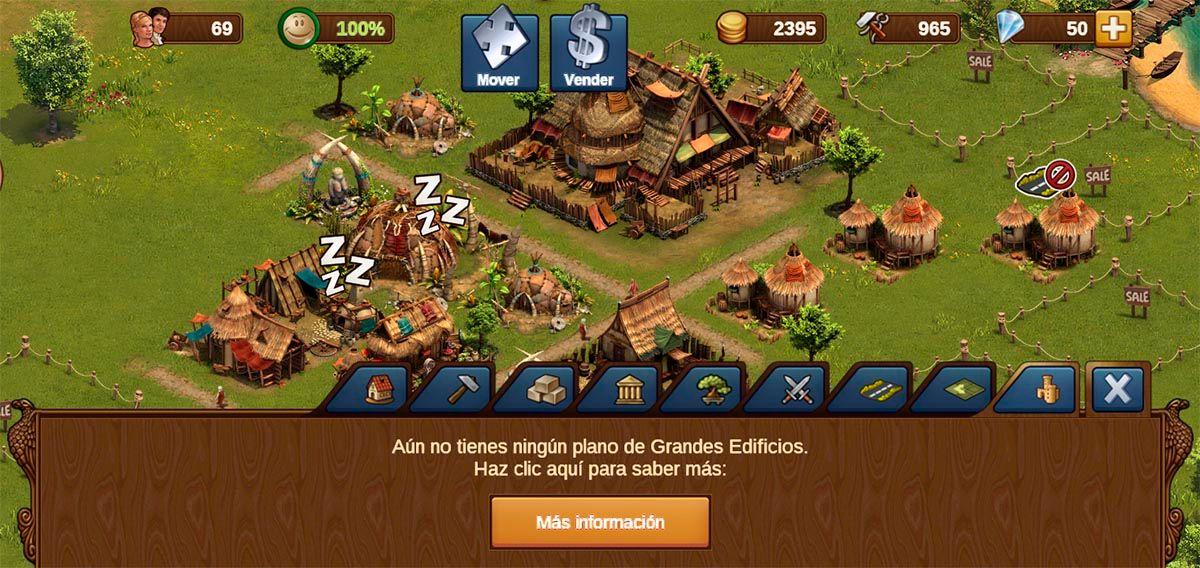 Intercambiar planos Forge of Empires