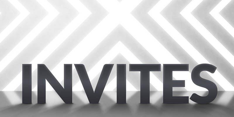 Invitaciones OnePlus X