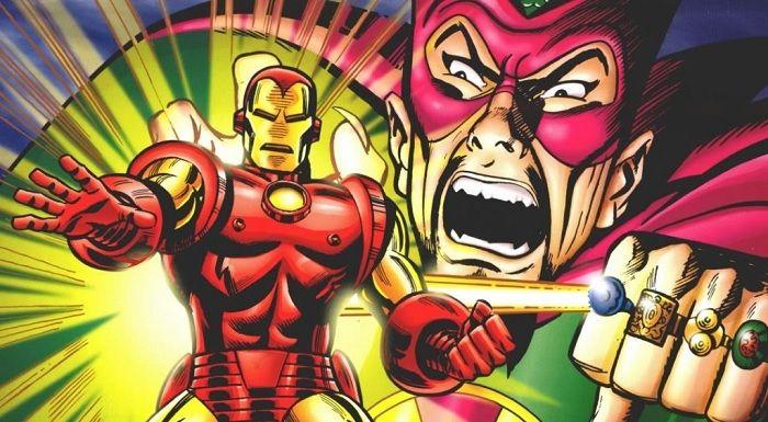 Iron-Man Marvel
