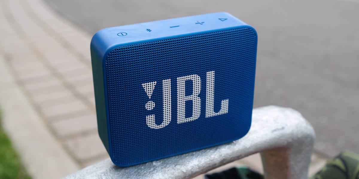 JBL GO 2 altavoz bluetooth compacto que cabe en tu mano
