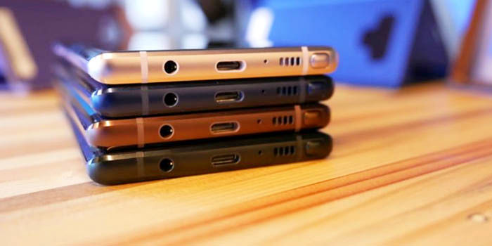 Jack de auriculares Galaxy Note 9