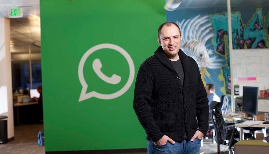 Jan Koum usuarios Whatsapp