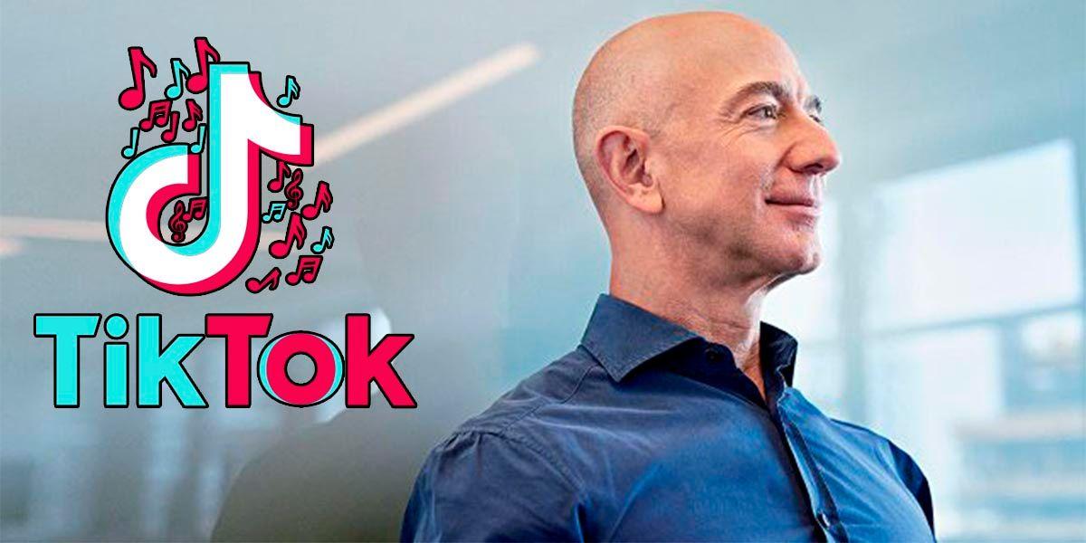Jeff Bezos cancion TikTok