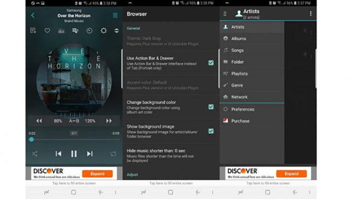 JetAudio para Android
