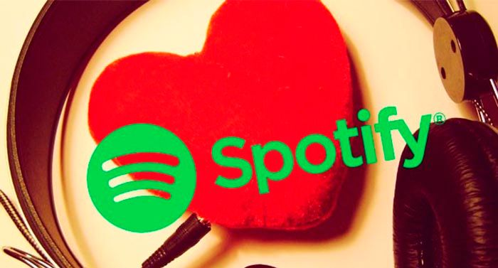 Juego Spotify San Valentin