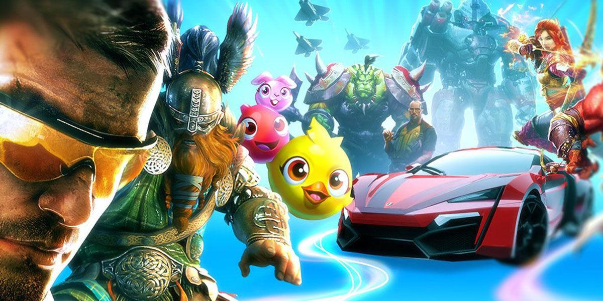Juegos Gameloft