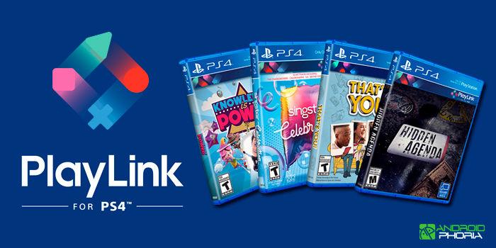 Juegos PlayLink PS4