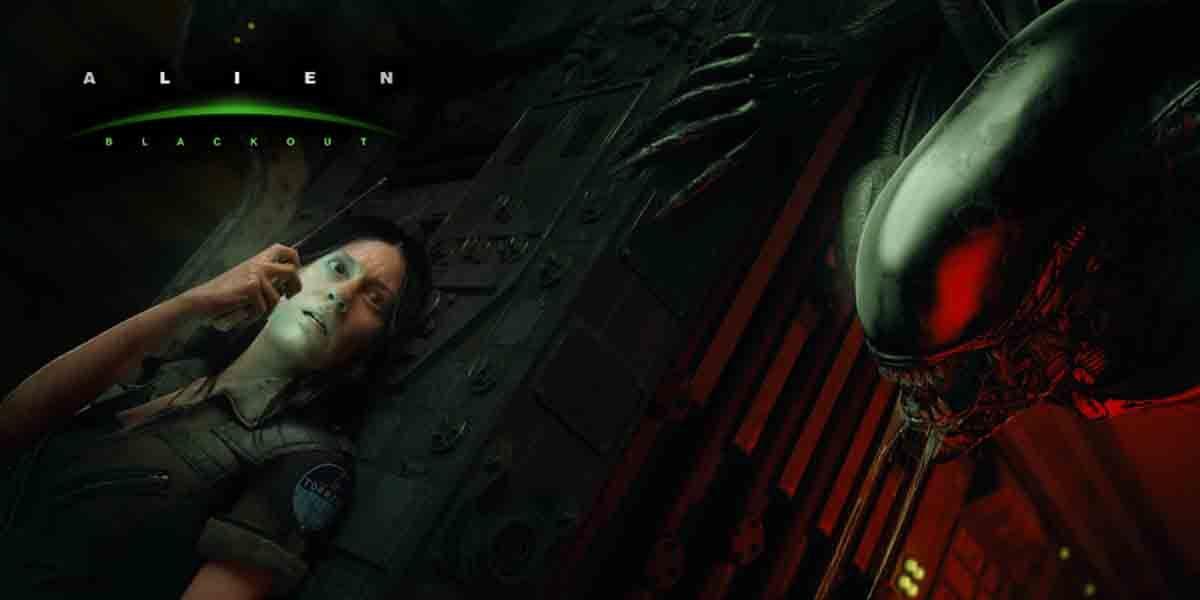 Juegos basados en películas. Alien: Blackout