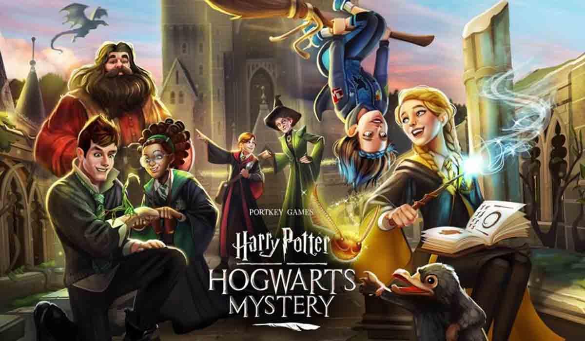 Juegos basados en películas. Harry Potter: Hogwarts Mystery