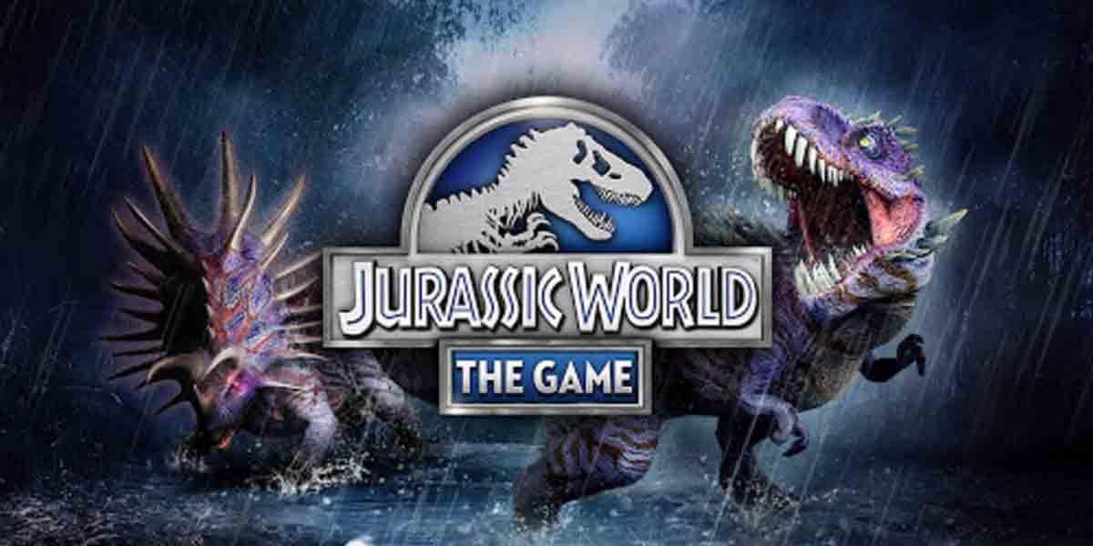 Juegos basados en películas. Jurassic World: El Juego