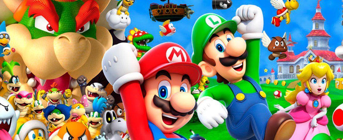 Juegos de Mario Bros para movil