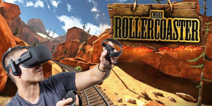 Juegos de realidad virtual para Android