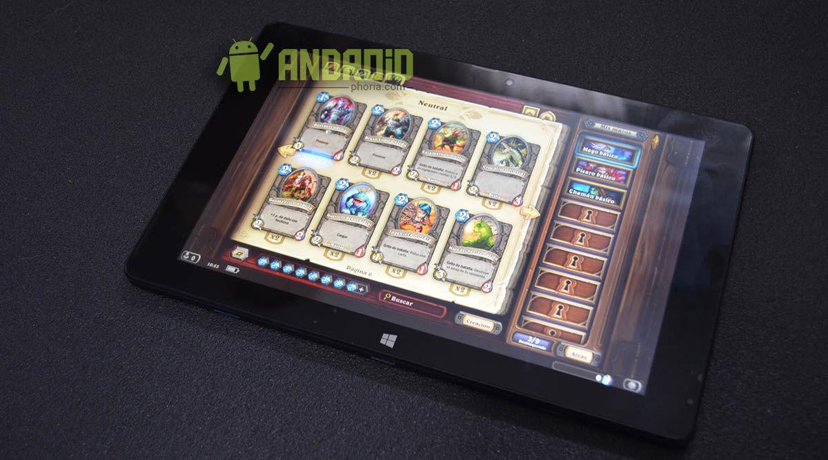 Juegos en Cube iWork 10
