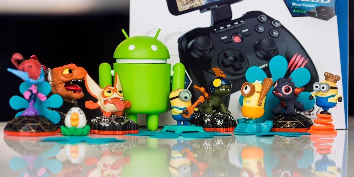 Juegos mas descargados de la decada para Android