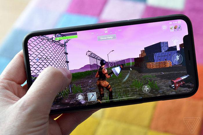 Juegos mas descargados iPhone 2018