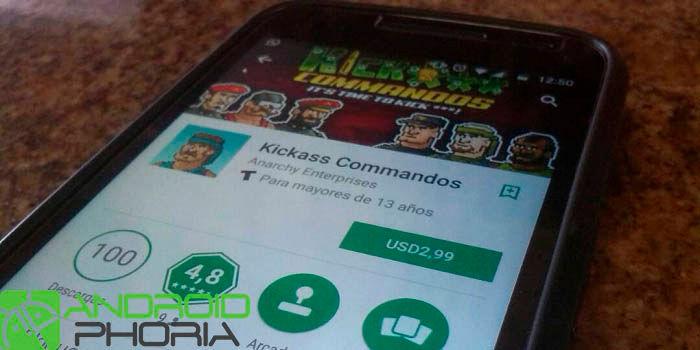 Juegos nuevos Android noviembre