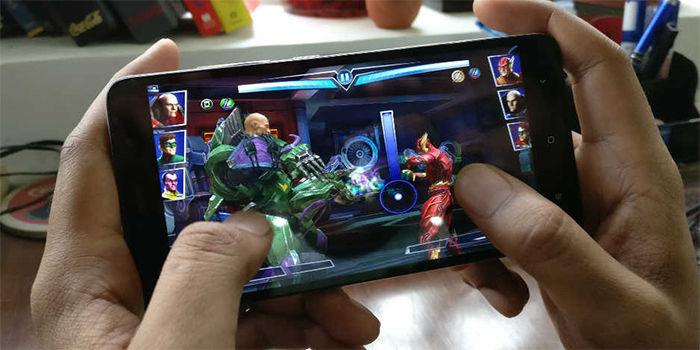 Juegos para moviles con pantallas grandes