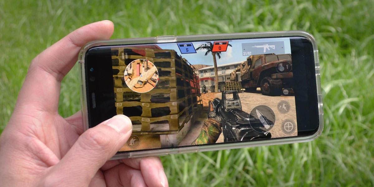 Juegos tercera guerra mundial Android