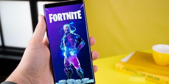 Jugar Fortnite en Android