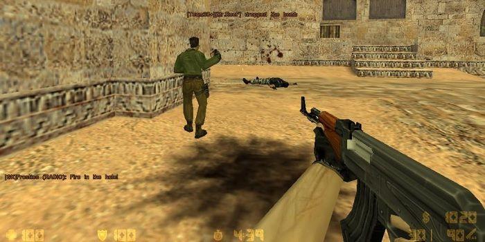 Jugar a Counter-Strike gratis desde Android