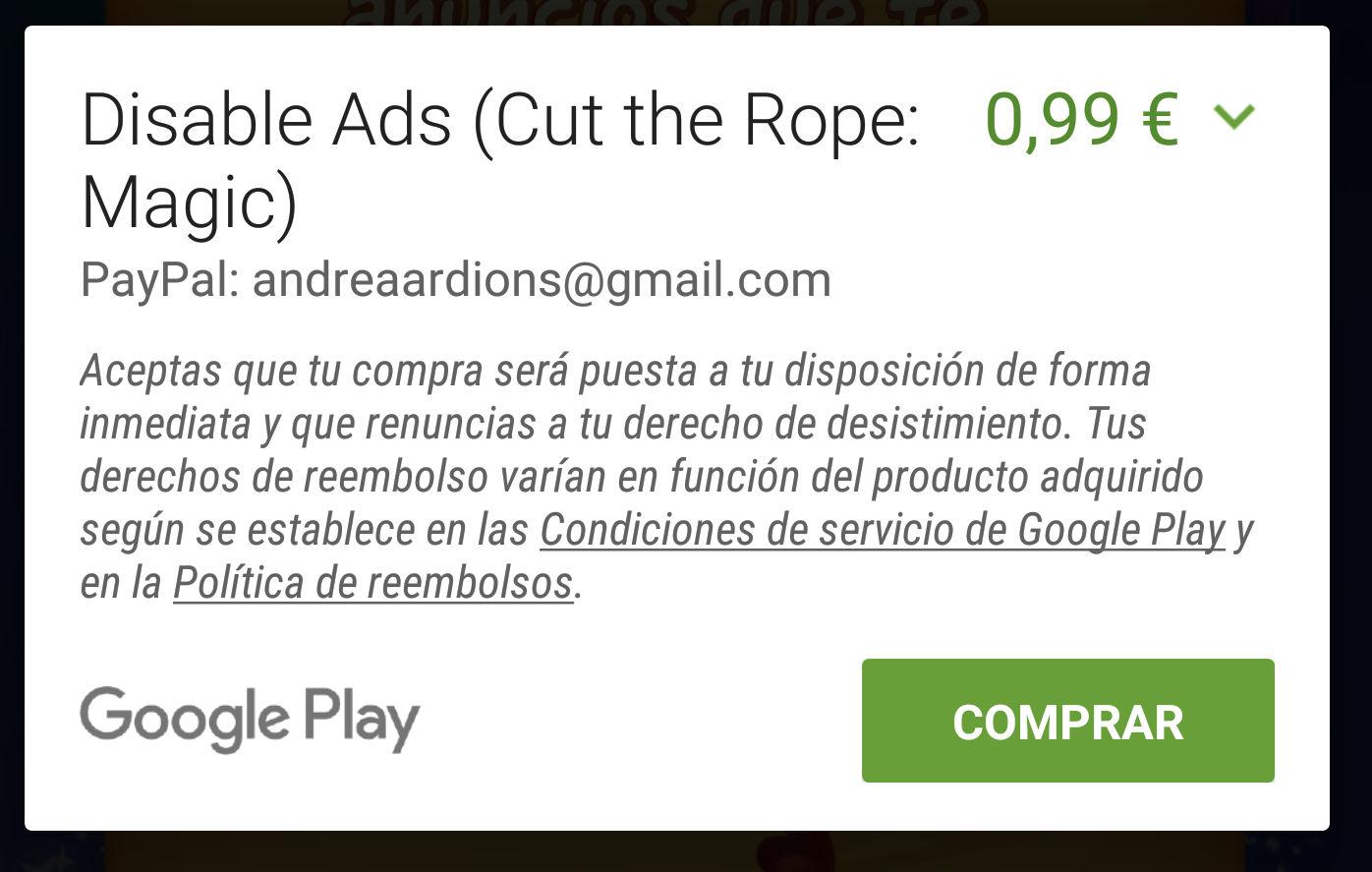 Jugar a Cut the Rope Magic sin anuncios