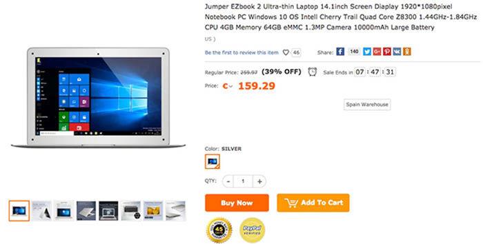 jumper-ezbook-2-mejor-precio-oferta-tomtop