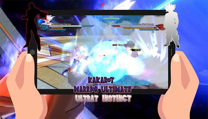 Super <b>Kakarot</b> Ultrat <b>Instinct</b> 2 2.0 <b>Descargar</b> APK para ...