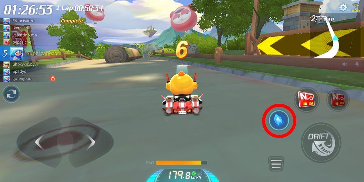 Kart Rider Rush Drift Turbo