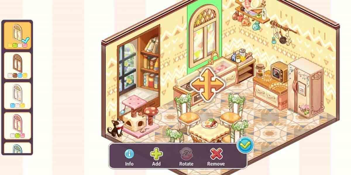 Kawaii Home Design juego decorar casas