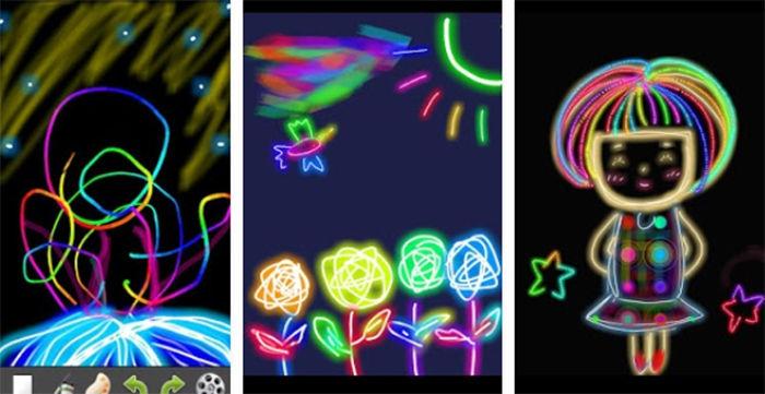 Kids Doodle - Color Draw, aplicaciones para dibujar y pintar en Android