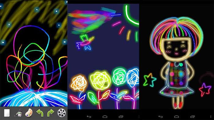 Kids Doodle, aplicacion de android para niños en 2018