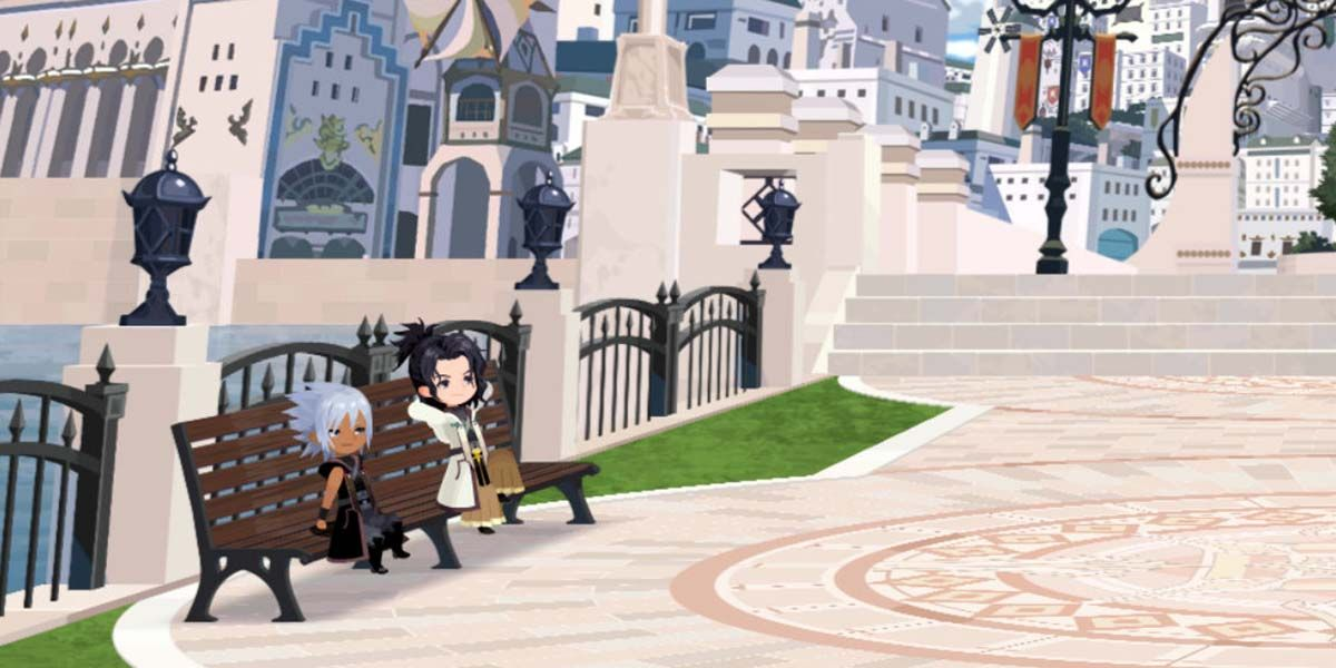 Kingdom Hearts Dark Road fecha de lanzamiento retraso 2020