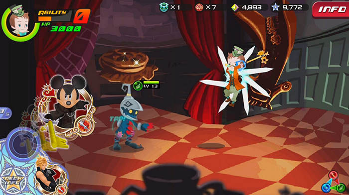 Kingdom Hearts Unchained X APK Android