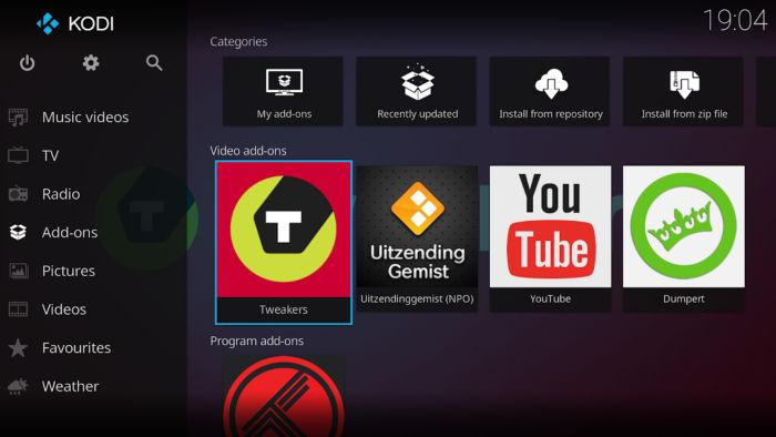 Kodi Android App DLNA