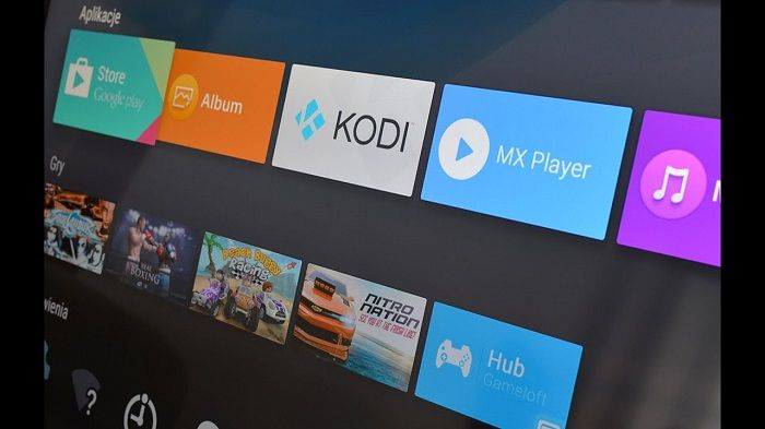 Kodi Software libre