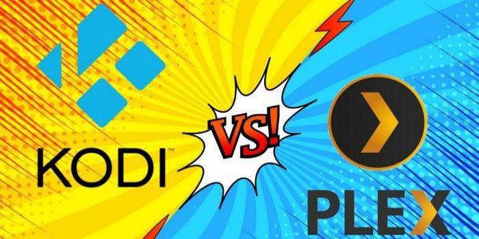 Kodi vs Plex cual debo elegir software