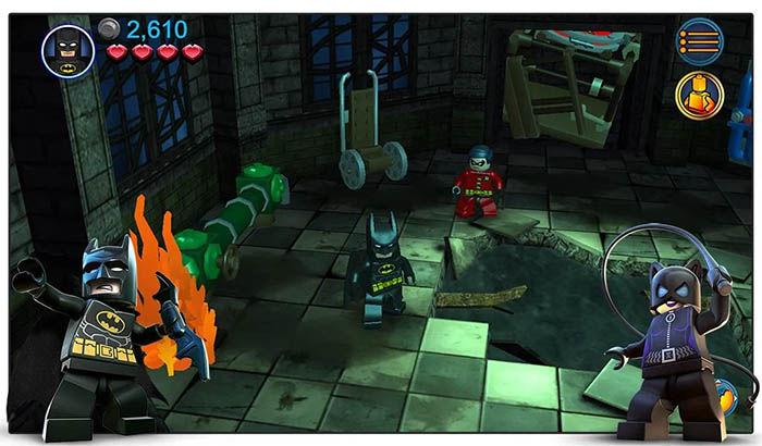 LEGO Batman DC Super Heroes