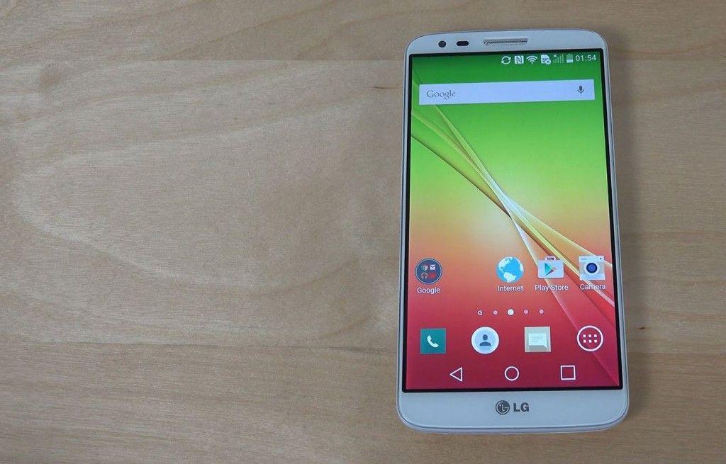LG G2 Mini con Android 5.0.2 Lollipop