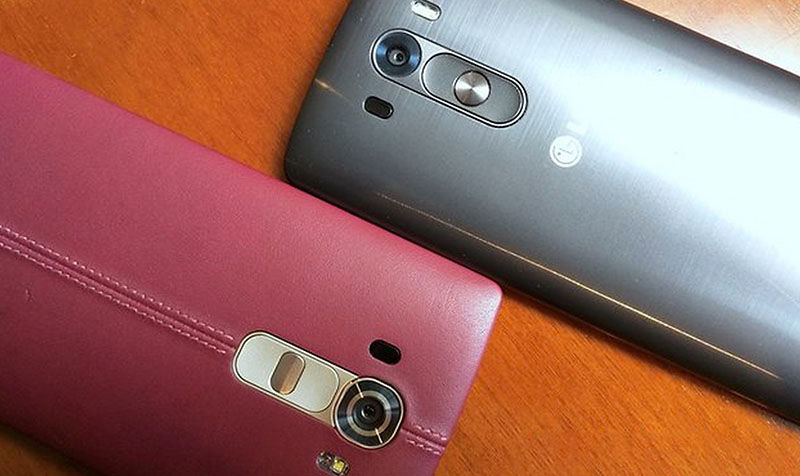 LG G3 vs LG G4