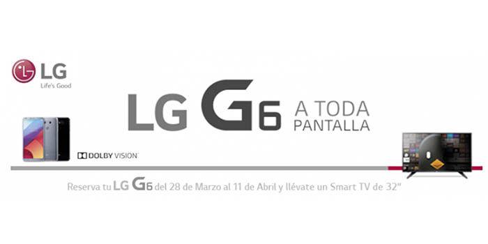 LG G6 A toda pantalla