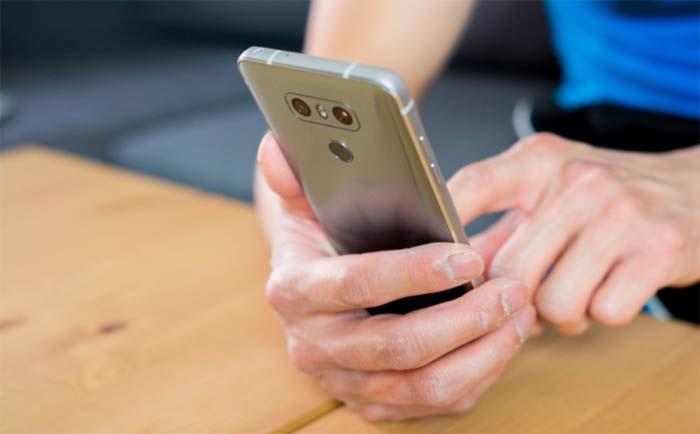 LG G6 problema de rendimiento de bateria y drenaje