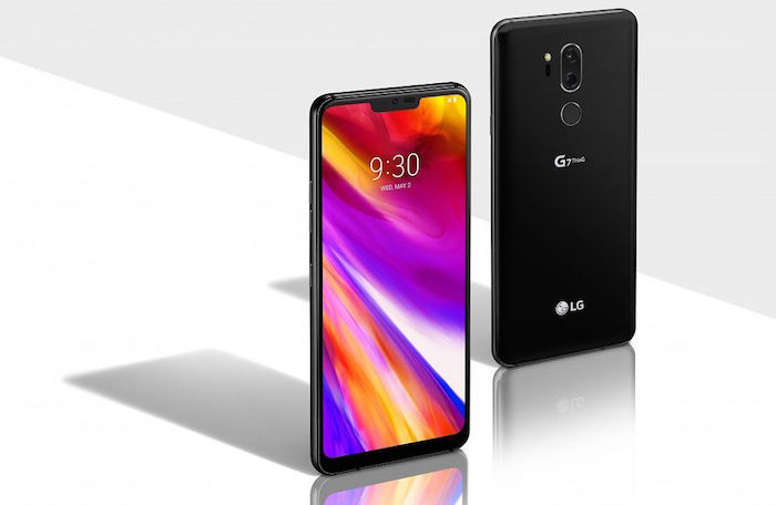 LG G7 ThinQ actualizacion Android 9 0 Pie