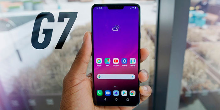 LG G7 ThinQ actualizar Android 9 0