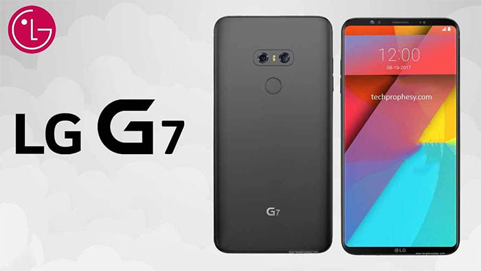 LG G7 prototipo