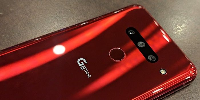 LG G8 ThinQ triple camara