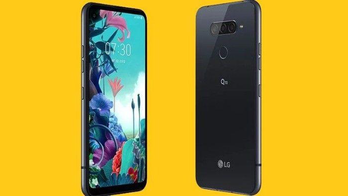 LG Q70 especificaciones