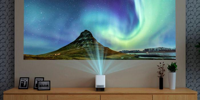 LG Smart Laser TV lanzamiento