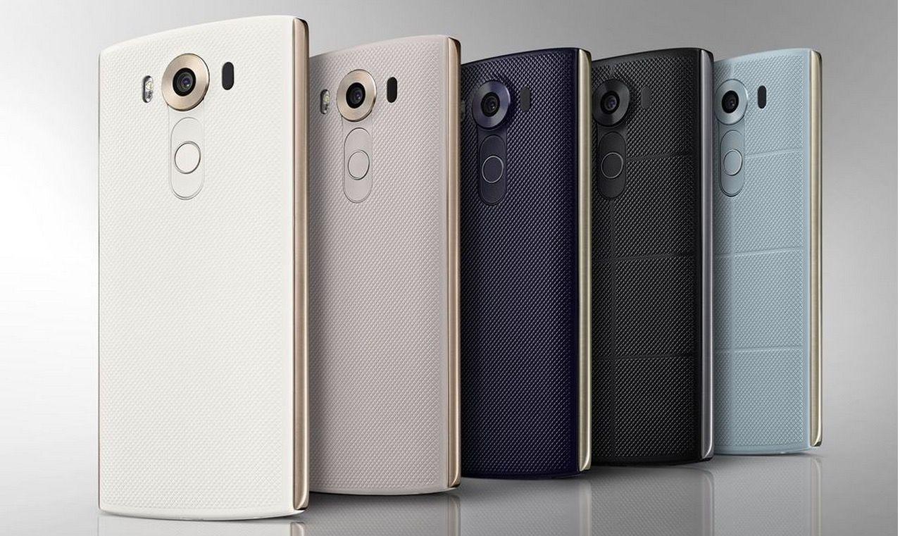LG V10 Características
