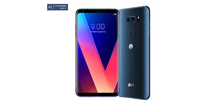 LG V30 DxOMark